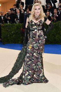 Madonna wore Moschino