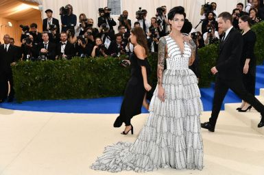 Ruby Rose wore Burberry