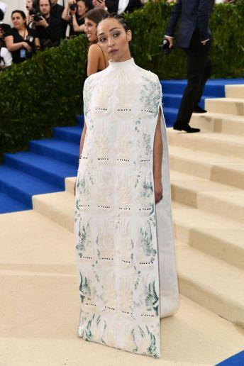 Ruth Negga wore a Valentino