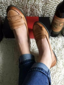 2015-New-Women-s-High-Quality-Sheepskin-Tassel-Fashion-Flat-Heel-Stylish-Loafers-Closed-Round-Toe