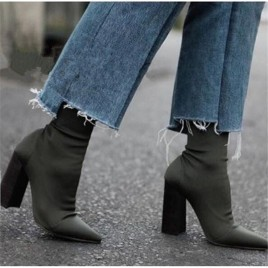 2017-Fashion-Elastic-Sock-Ankle-Boots-Chunky-High-Heels-Stretch-Women-Spring-Autumn-Sexy-Booties-Shoes